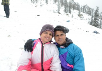 Rani & Sachin Tripathi
