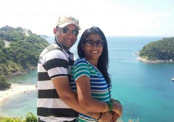 Kirti & Sumit Vaidya