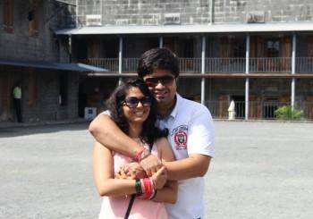 Priya & Hitesh Chopra
